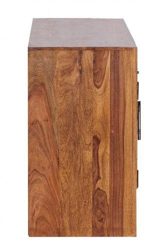 Weran Sideboard Mumbai Massivholz Sheesham Kommode 118 Cm 3
