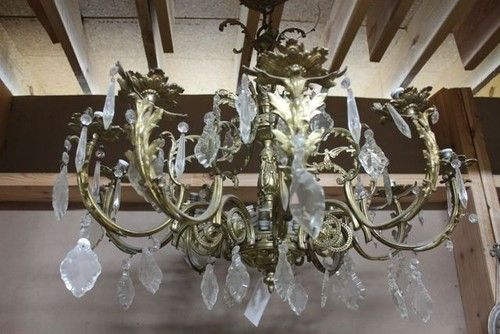 Kronleuchter Antik Holz ~ Kronleuchter messing bronze lampe leuchter lüster deckenlampe holz