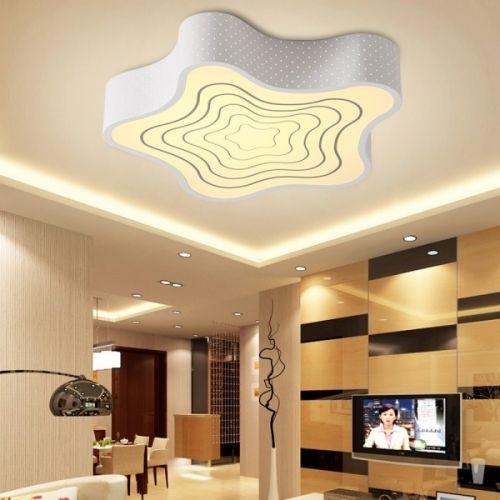 Deckenleuchten Modern LED 48W-72W Deckenlampe Deckenleuchte ...