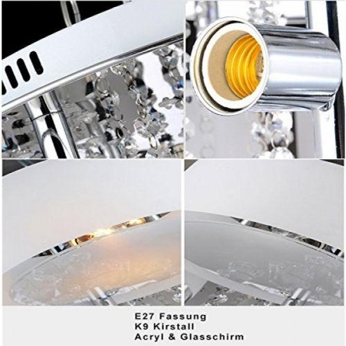 decopoint m bel in troisdorf ameride 49w kristall led deckenlampe deckenleuchte us 6103 7c 7. Black Bedroom Furniture Sets. Home Design Ideas