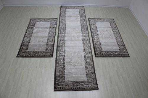 Bettumrandung Eleysa Braun Hochwertig Teppich Teppiche Neu Gunstig Billig