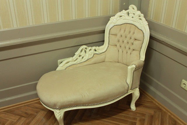 Recamiere chaiselongue antik  DecoPoint - Möbel in Troisdorf - Barock Recamiere Chaiselongue ...