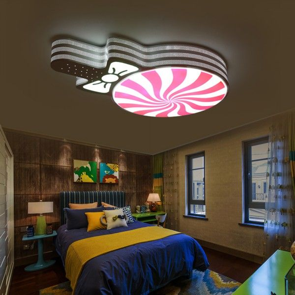 decopoint m bel in troisdorf kinderzimmer led deckenlampe kinderlampe 27w voll dimmbar mit. Black Bedroom Furniture Sets. Home Design Ideas