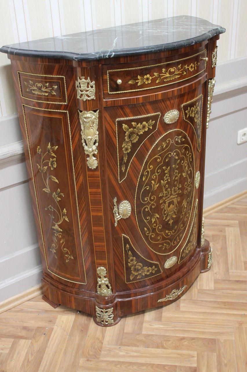 Einzigartig Anrichten Möbel Ideen Von Barock Anrichte Antik Stil Kommode Marmor Barock