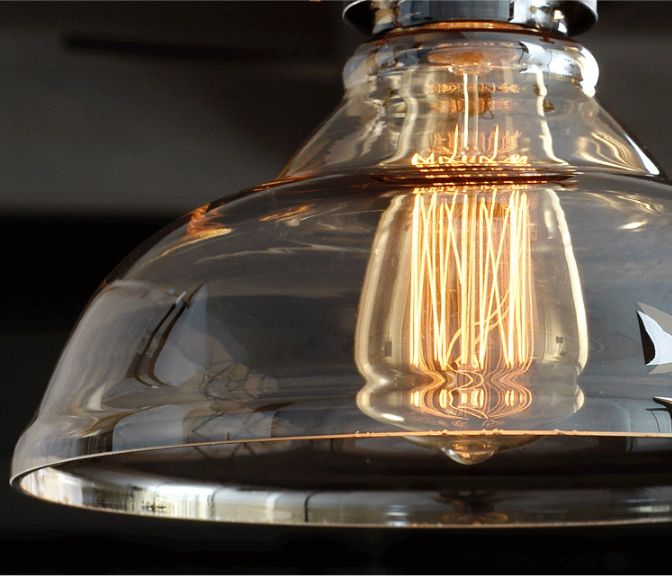 decopoint m bel in troisdorf retro h ngeleuchte glasschirm vintage industrie edison rl c005 40w. Black Bedroom Furniture Sets. Home Design Ideas