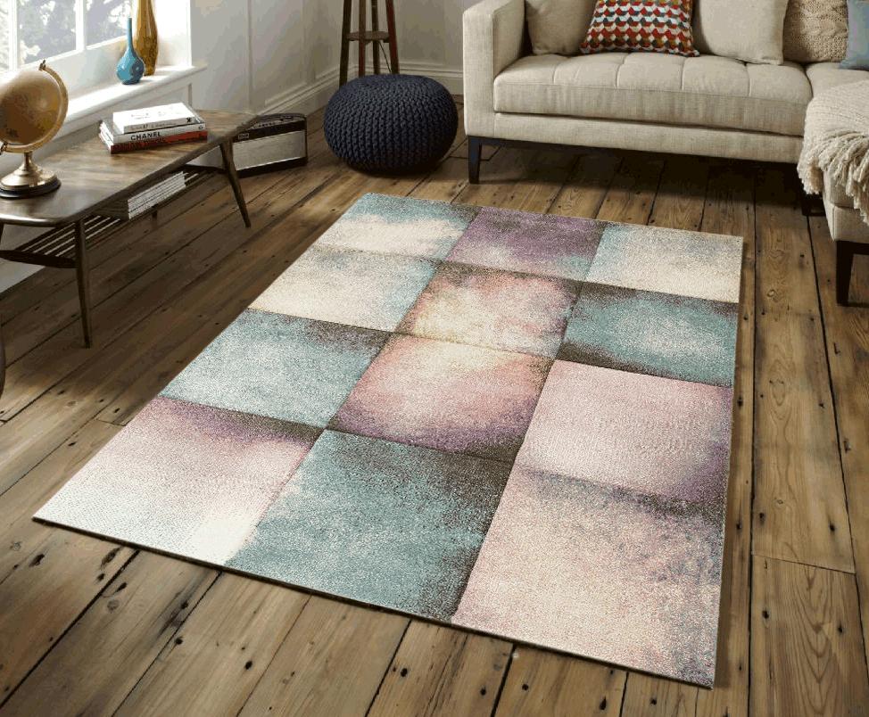 decopoint m bel in troisdorf teppich merinos pastel. Black Bedroom Furniture Sets. Home Design Ideas
