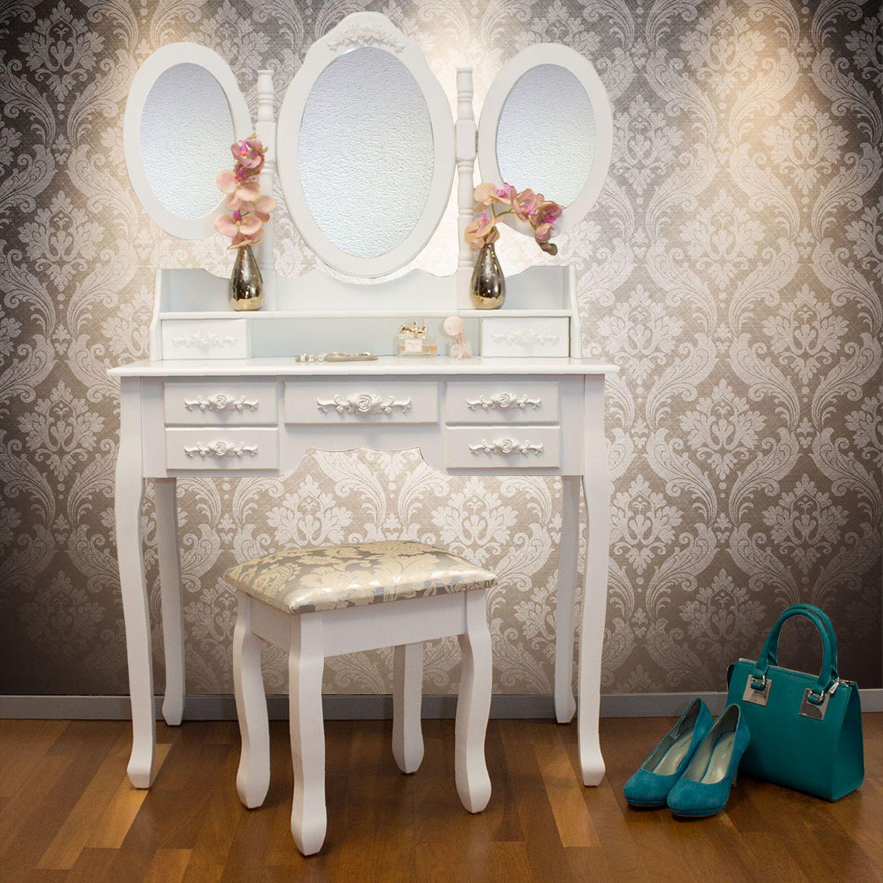 decopoint m bel in troisdorf schminktisch. Black Bedroom Furniture Sets. Home Design Ideas