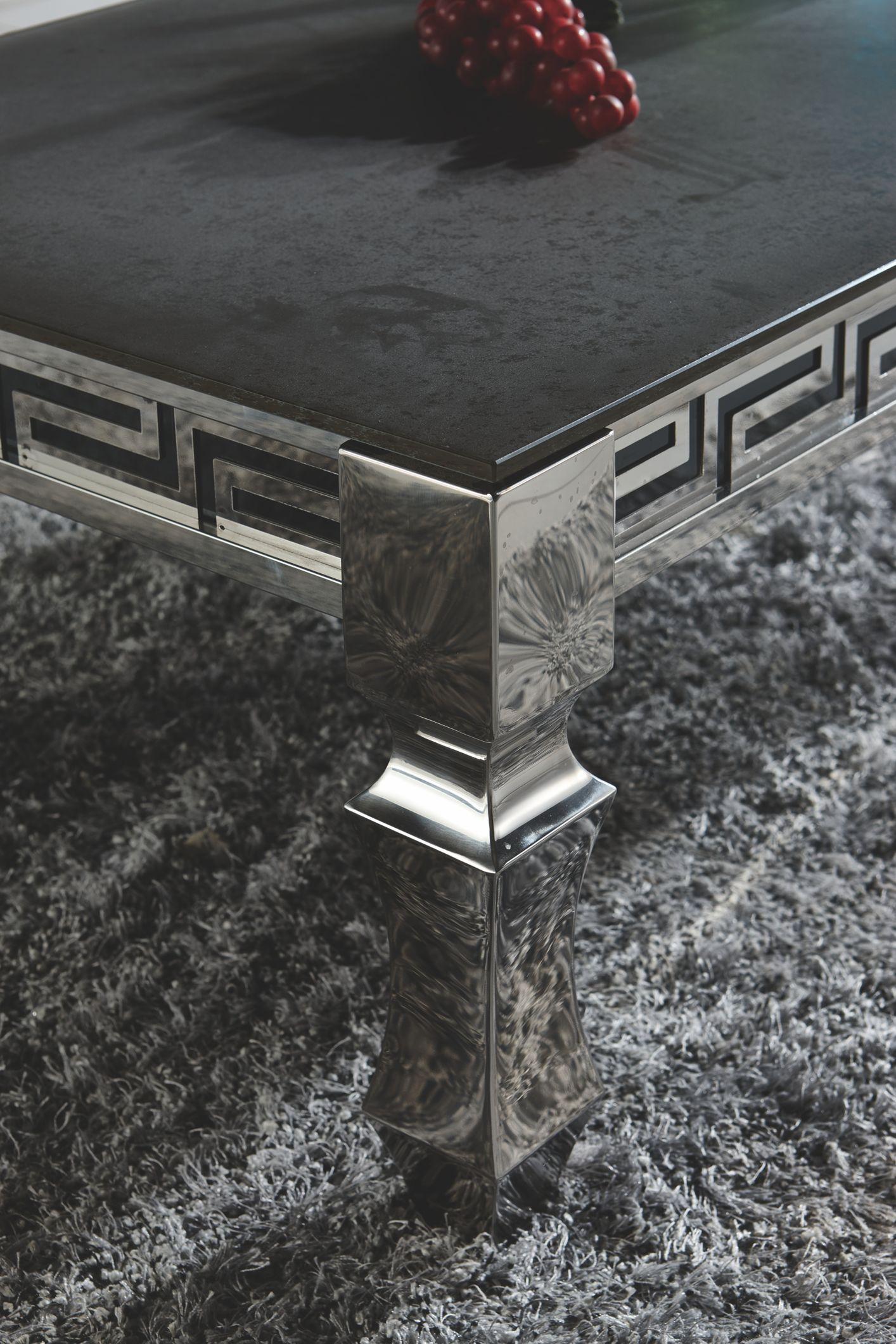 wersa 1213 chrom silber gold beistelltisch verschiedene. Black Bedroom Furniture Sets. Home Design Ideas