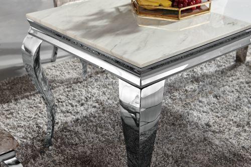 polo 1203 chrom silber gold beistelltisch verschiedene. Black Bedroom Furniture Sets. Home Design Ideas